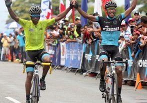 Ismael Sánchez es el triple campeón Vuelta Independencia