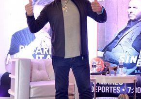 Ricardo Montaner cantaría merengue