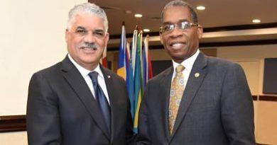 Cancilleres de RD y Haití tratan hoy amplia agenda