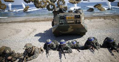 Corea del Sur y EE.UU. prometen castigar a Pionyang en caso de futuras provocaciones