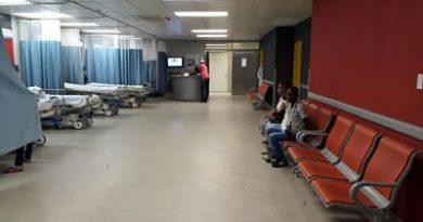 Hospitales del Gran Santo Domingo reportan poca asistencia de pacientes