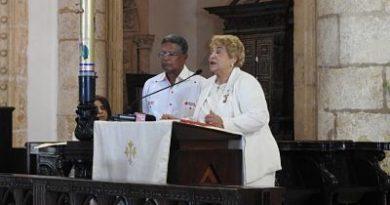 CRUZ ROJA DOMINICANA CELEBRA SUS 90 ANIVERSARIO