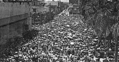 Recuerdan con varios actos de homenaje Guerra de Abril de 1965