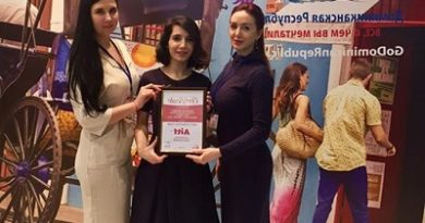 Stand de Rep. Dominicana obtiene premio como el mejor en la Feria Turística Azerbaiyán International Travel Fair