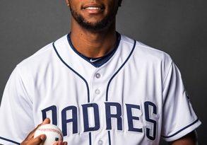 Dominicano Miguel Díaz es el número 689 en Grandes Ligas