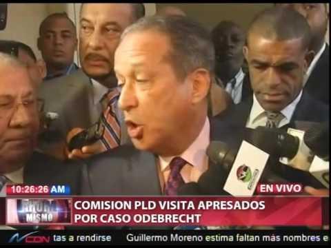 """Pared Pérez: en lista Odebrecht aparecen """"hombres del Presidente"""