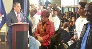 Adrino Espaillat se reúne con con afroamericanos en el Bronx