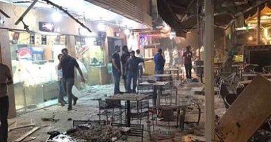 BRUTAL ; Estado Islámico mata 16 personas en atentado suicida