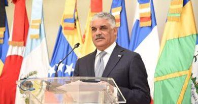 Canciller Vargas inicia el lunes visita oficial a Estados Unidos