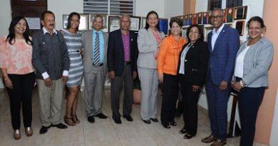 Comision permanente de CD por iniciativa de la Diputada Annie Báez se desplazó a Sabana Grande de Boyá para instalación de CAIPI y CAFI