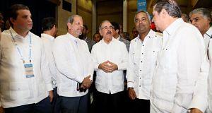 """Danilo Medina dice Joao Santana """"habló lo que tenía que hablar"""" de Odebrecht"""