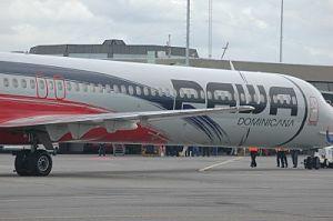 PAWA Dominicana inicia vuelos Santo Domingo Trinidad & Tobago