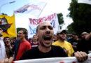 Violentos enfrentamientos en protesta contra la cumbre del G7 en Sicilia