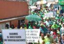 Marcha Verde recorre barrio Capotillo y advierte que Punta Catalina es cuerpo del delito