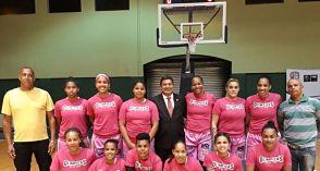 Arranca el segundo torneo de la Liga Nacional de Baloncesto Femenino