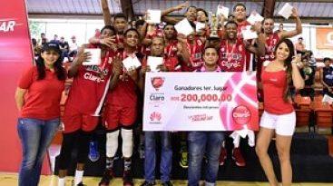 Metas revalida el título de la Copa Intercolegial