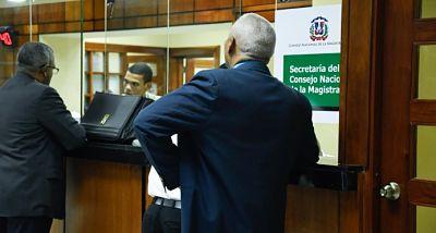 Aspirantes a jueces de la SCJ y Tribunal Superior Electoral ya se dejan sentir