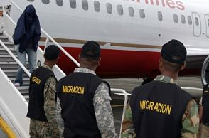EEUU repatria hoy otros 109 dominicanos