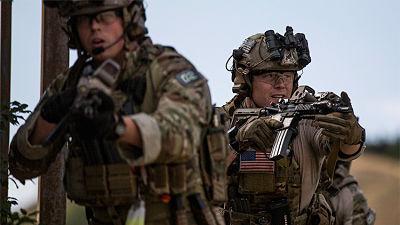 El Pentágono planea enviar casi 4.000 soldados a Afganistán