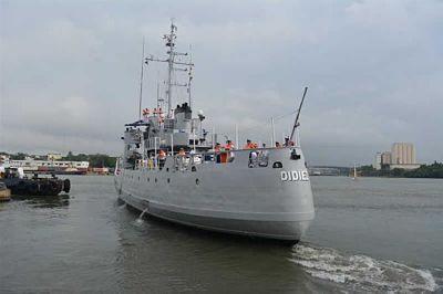 Expectativas en Miami ante llegada de Buque Patrullero de la Armada de República Dominicana