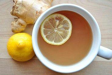 Formas de perder peso con limón y jengibre