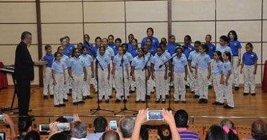 Ministerio de Cultura presenta espectáculo del Programa Coral