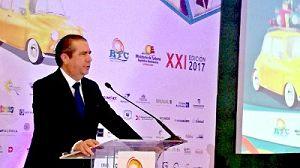 """Ministro García: """"Pdte Medina junto a inversionistas turísticos vuelve y planifica proyectos en Pedernales"""""""