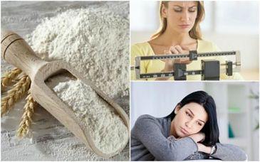 Por qué debes evitar las harinas refinadas Descubre sus 7 efectos negativos