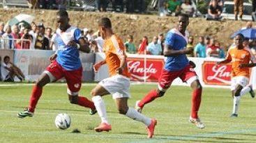 Atlántico FC y Cibao FC disputan este domingo un partido crucial