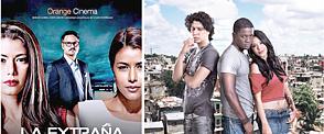 Cine dominicano gratis para los clientes de Orange