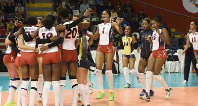 Dominicana gana invicta el Grupo B y avanza a semifinal
