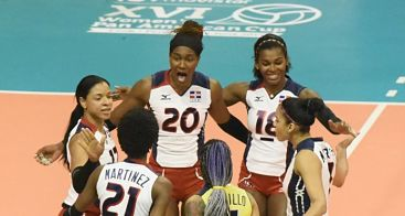 La Reinas del Caribe derrotan a Cuba 3-0; siguen invictas en la Copa Panamericana