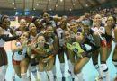 Reinas del Caribe vencen a Puerto Rico y avanzan a final de Copa Panamericana