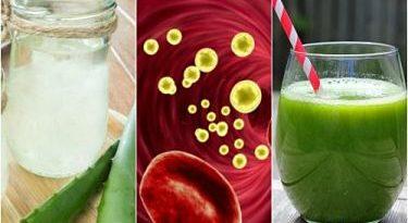 Cómo depurar la sangre con 5 bebidas medicinales