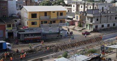 Ecuador suspende la construcción del muro en la frontera con Perú