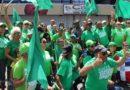 Marcha Verde moviliza Los Alcarrizos este domingo 30 de julio