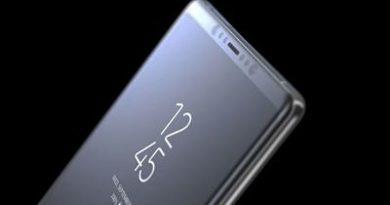 Samsung Galaxy Note8 así será el smartphone con pantalla gigante de Samsung