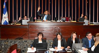 Senado aprueba en segunda lectura proyecto de Ley de Seguridad Privada