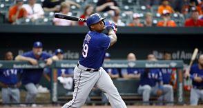 Beltré, cada vez más cerca de los 3000 hits, pero sus Rangers siguen en baja