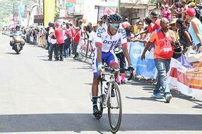 Selección RD ocupa 2do. lugar en ciclismo