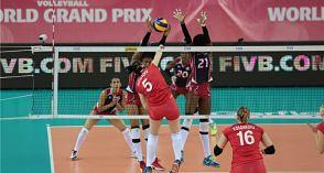 Selección dominicana cae y sigue su racha negativa ante Rusia