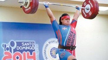 Pesistas dominicanas ganan medalla de plata en Panamericano