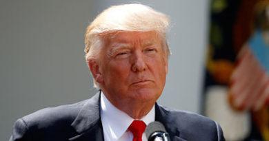 Trump advierte a China y asegura que no permitirá más la pasividad sobre Corea del Norte