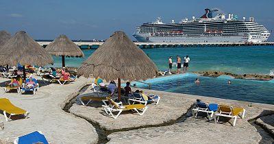 Carnival lleva más de 6 mil cruceristas a Puerto Plata esta semana