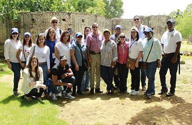 Departamento de Promoción Turística Nacional de MITUR realiza Press Trip por los 'Senderos de la Fe'