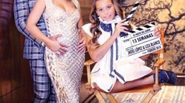 Joel López y Liza Blanco esperan su primer bebé