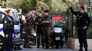 Varios heridos al embestir un vehículo a un grupo de militares en París