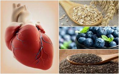 alimentos que deberías consumir para proteger tu corazón