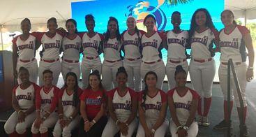 Dominicana finaliza 11 en campeonato mundial sub-19 de sóftbol femenino