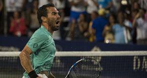 Víctor Estrella pasa a ocupar el puesto 90 en el ranking de ATP